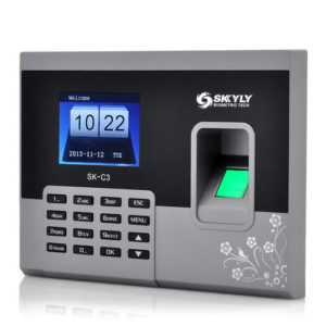 Fingerprint Time Attendance System – 2.8″ LCD Monitor USB Flash Drive Download