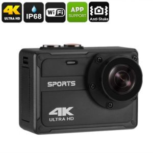 Waterproof 4K Sports Camera