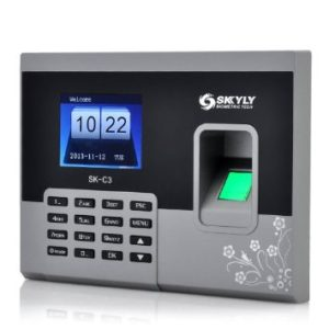 Fingerprint Time Attendance System – 2.8″ 320×240 Display, 150000 Record Capacity