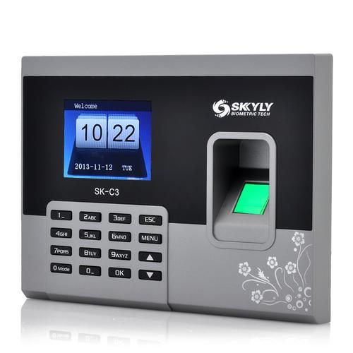 Fingerprint Time Attendance System – 2.8%22 LCD Monitor USB Flash Drive Download