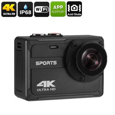 4K Sports Camera Main Image