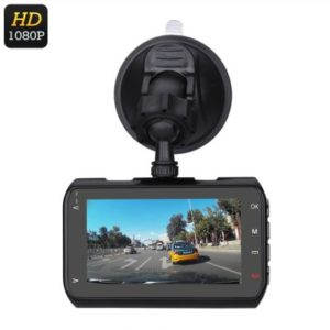 Full-HD Dash Cam DVR System – 1080p, 24FPS