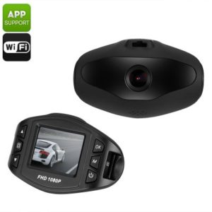 Full HD Dash Cam – Sony Sensor,Wi-Fi, 1.5 Inch LCD Screen